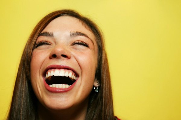 laughing-woman