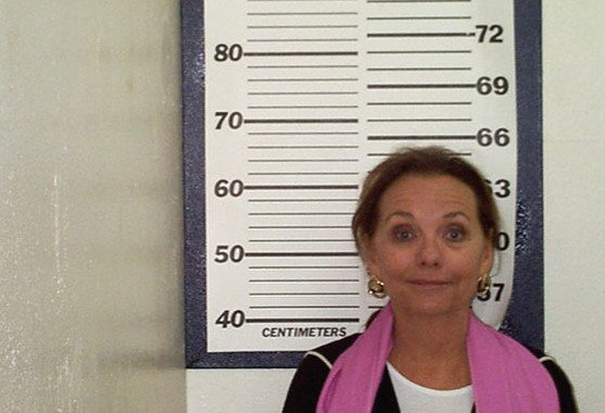 Dawn Wells arrested