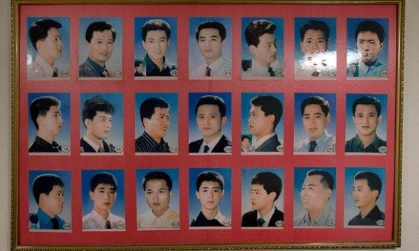 north korea hair style korea like you ve never seen before directexpose 7571 | Only 28 Approved Haircuts in North Korea e1442558922859