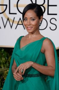 The actress at the 73rd Annual Golden Globe Awards (Kevork Djansezian/NBC / Contributor)