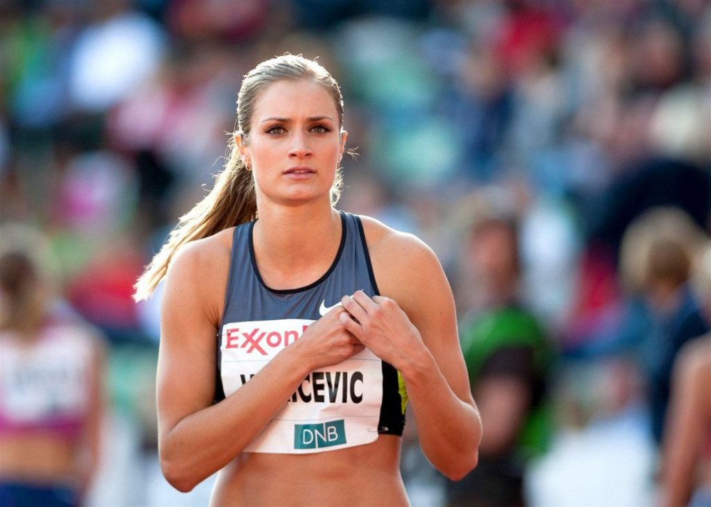 10 Of The Hottest Female Athletes In The World | DirectExpose