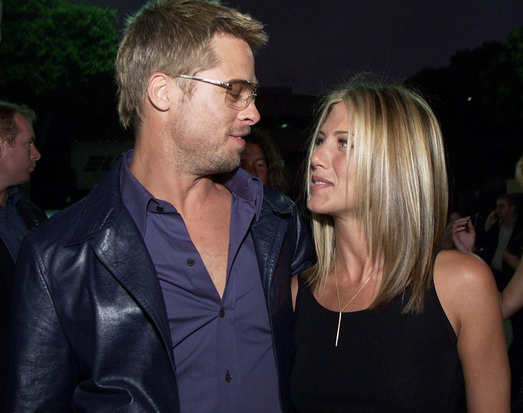 Jennifer Aniston and Brad Pitt cheating scandal