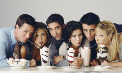 friends facts
