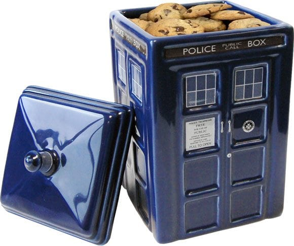 Doctor Who Merchandise Guide