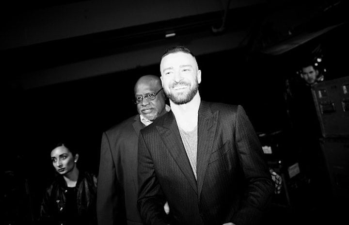 Justin Timberlake shares message