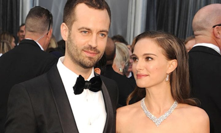 Natalie Portman gives birth to baby girl