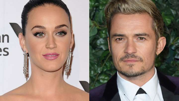 Katy Perry and Orland Bloom Split