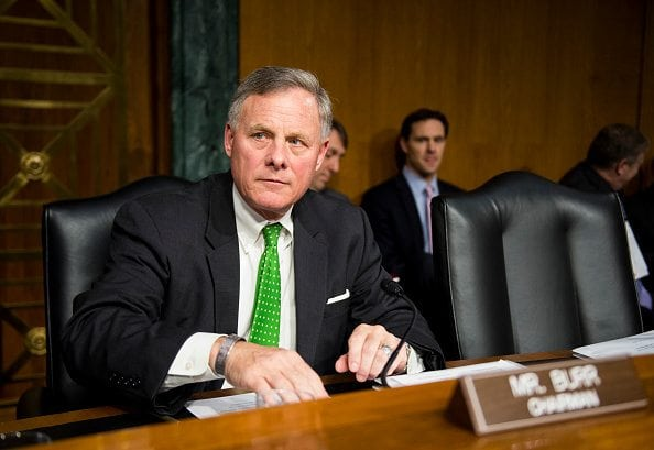 wiretapping senate burr intelligence committee