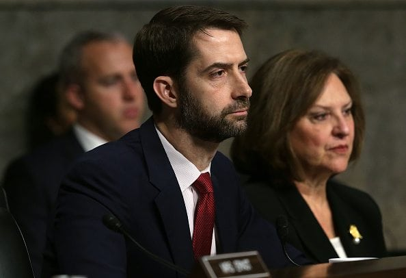 tom cotton arkansas healthcare