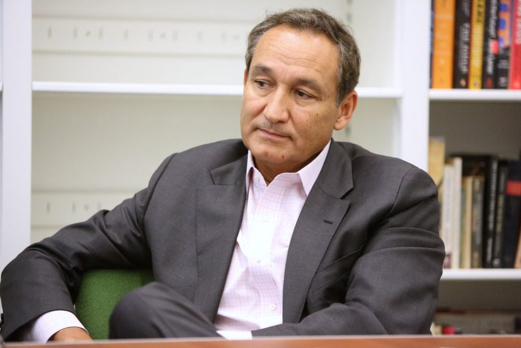 United CEO Oscar Munoz