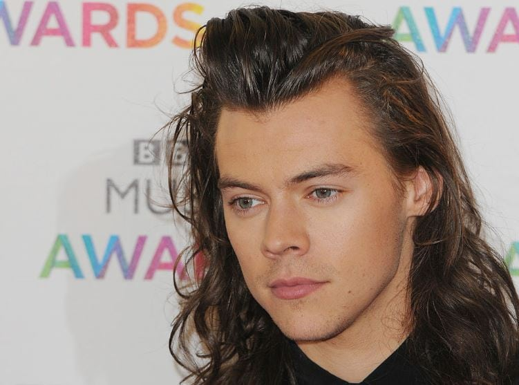 Harry Styles tops at the billboard