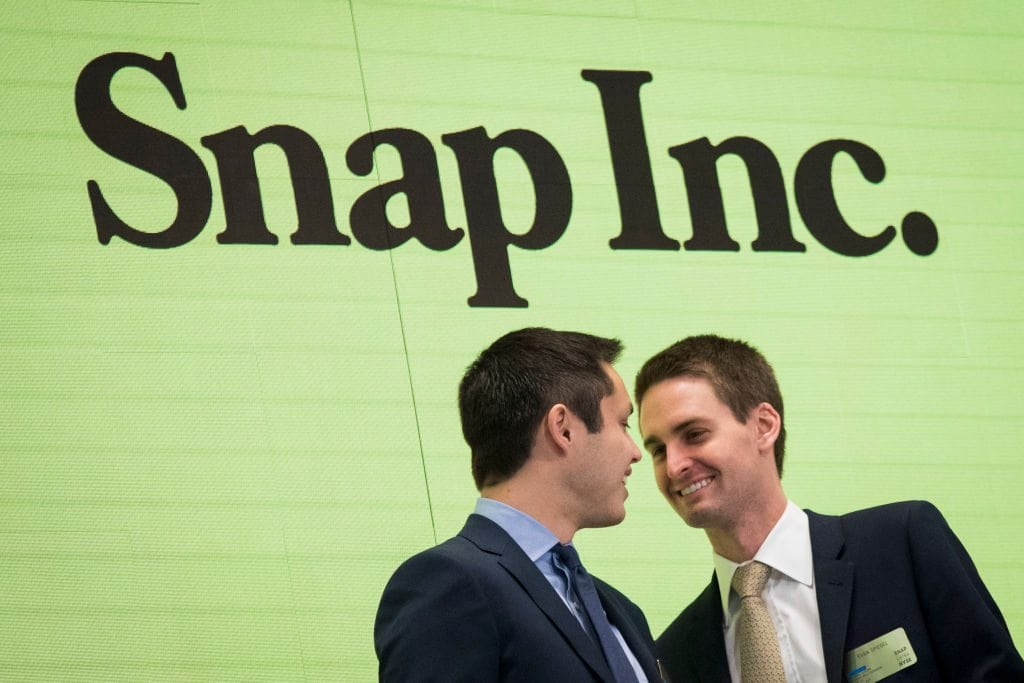Snapchat and Evan Spiegel