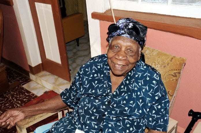 Violet Brown is the new oldest woman in the world