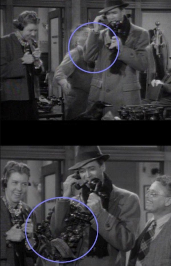 wonderful life - movie mistakes low-res