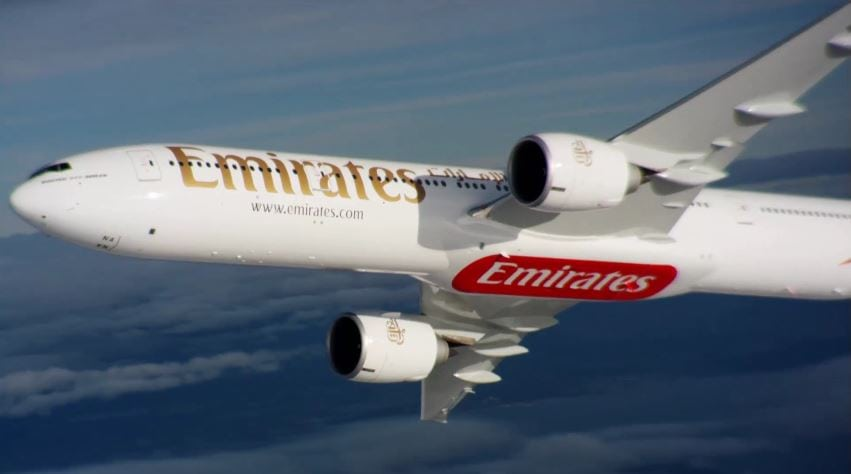 Emirates trolls United