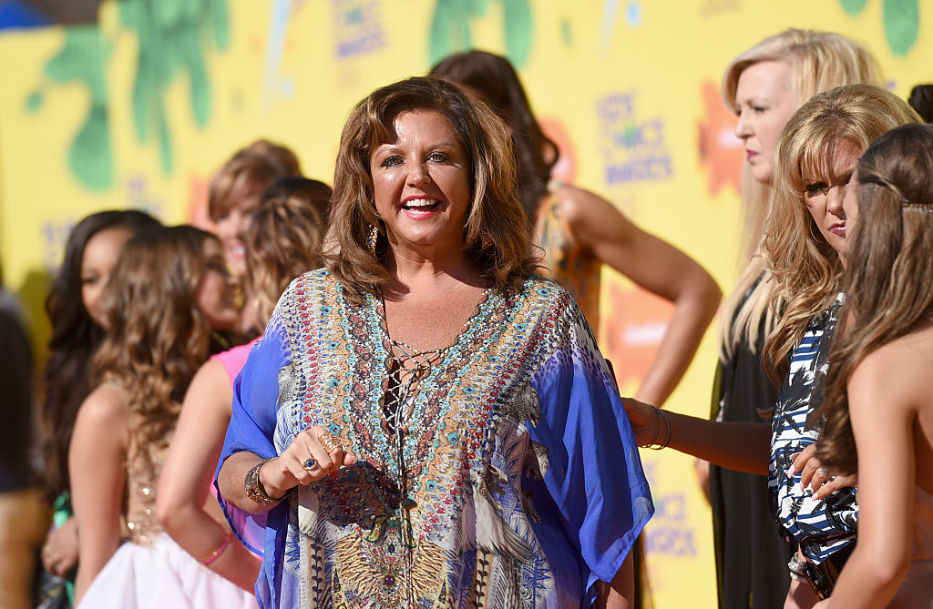Dance Moms star Abby Lee Miller