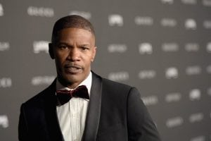 Jamie Foxx Sign Language