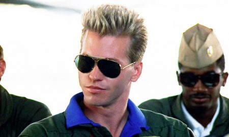 Val Kilmer in 'Top Gun'