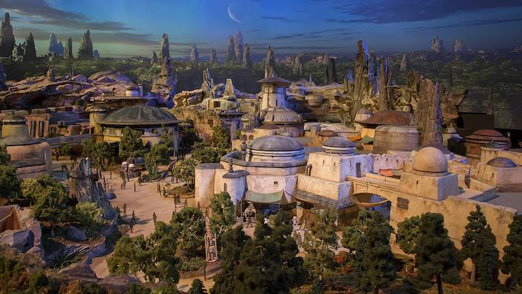 star wars theme parks