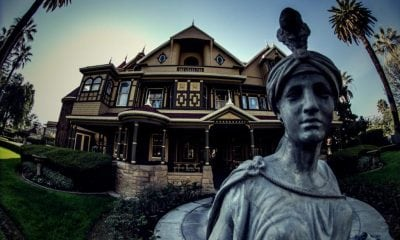 sarah winchester mystery mansion