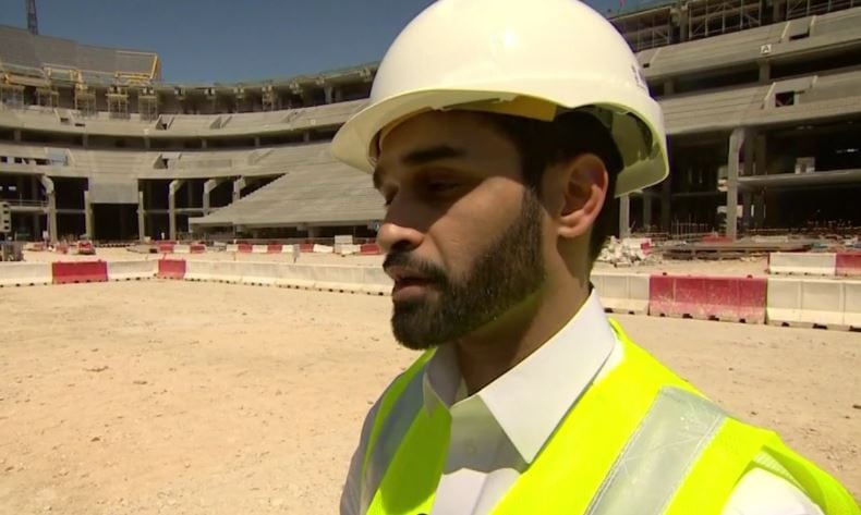 self cooling hat qatar s solution to help