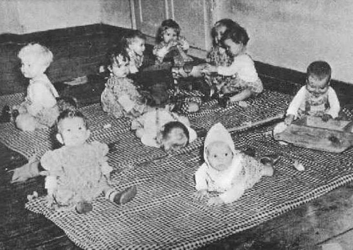 The third reich s terrifying master race program you 39 ve for How many homes were destroyed in germany in ww2