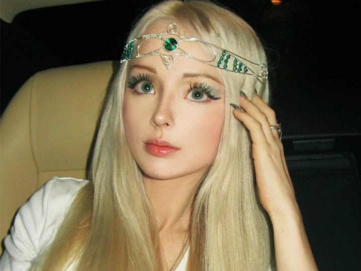 The Incredible Story Of Valeria Lukyanova The Real Human