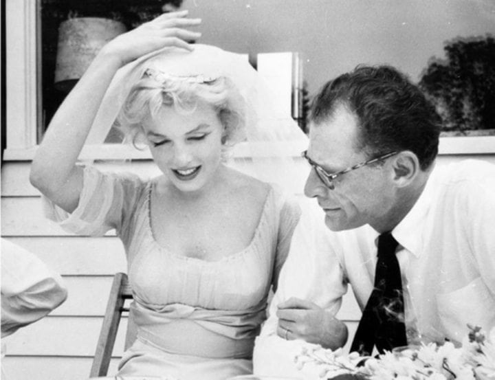 Marilyn Monroe Engagement Ring Arthur Miller