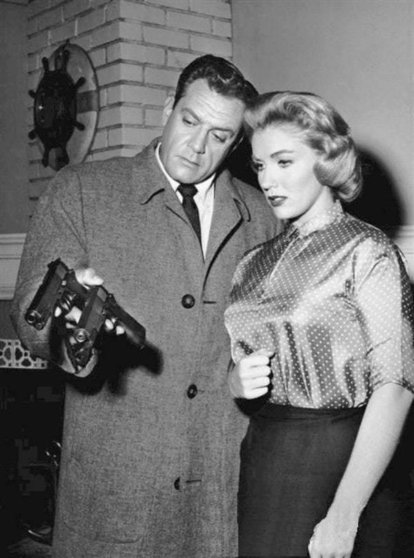perry mason facts - raymond burr joan o'brien
