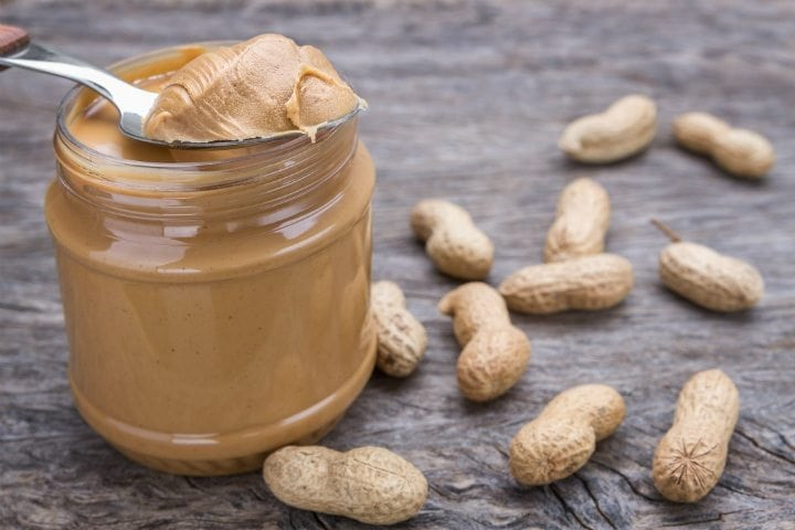 everyday super foods - peanut butter