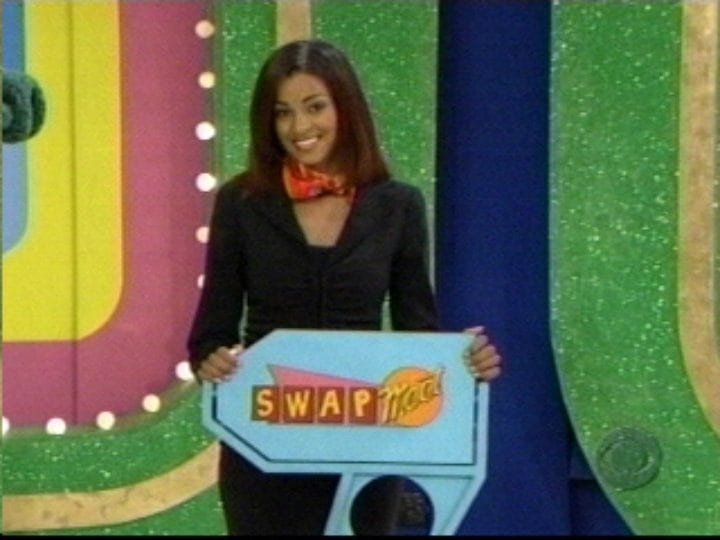 game shows Claudia Jordan