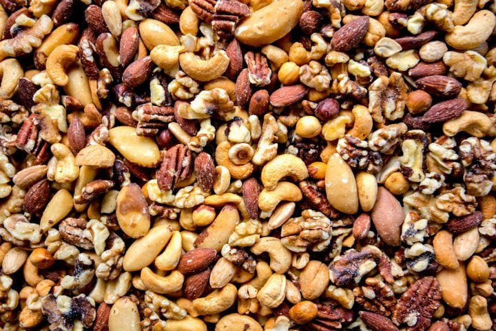 everyday super foods - nuts