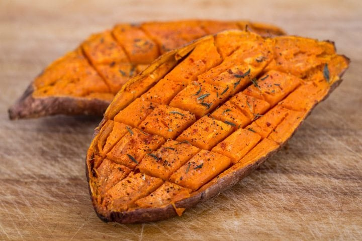 everyday super foods - sweet potatoes