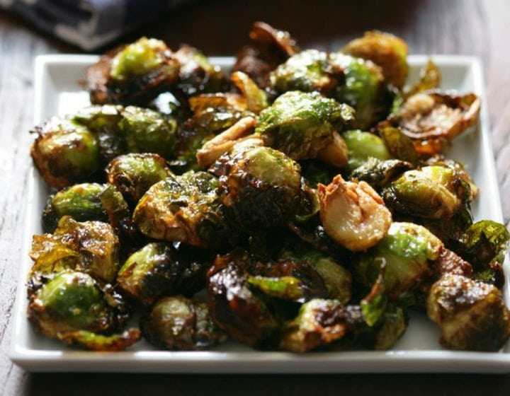 everyday super foods - brussels sprouts