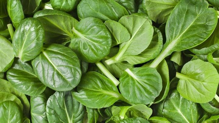 everyday super foods - spinach