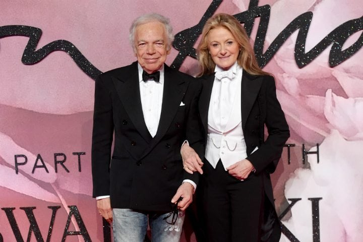 billionaire wives club - ricky lauren ralph lauren