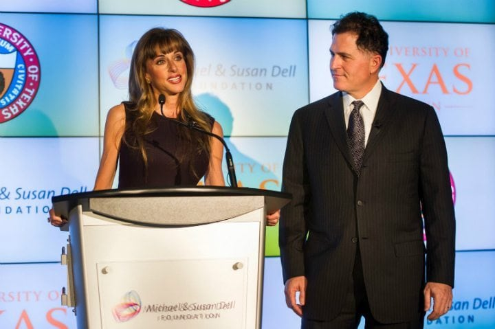 billionaire wives club susan and michael dell