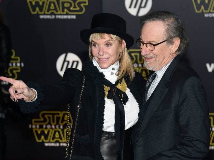 billionaire wives club steven spielberg kate capshaw