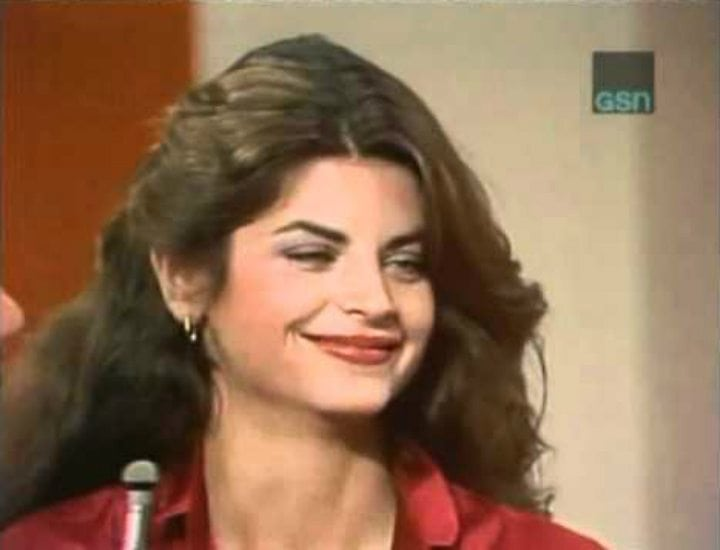 game shows Kirstie Alley
