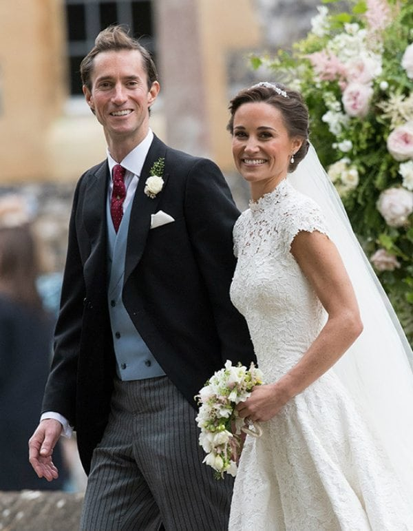 billionaire wives club - pippa middleton