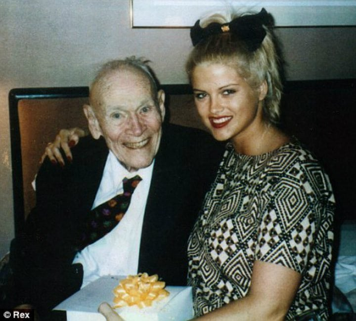 billionaire wives club - anna nicole smith