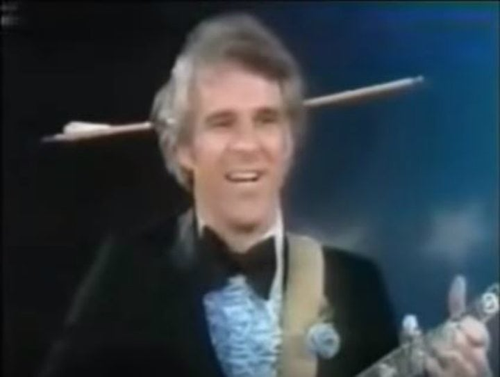 game shows Steve Martin