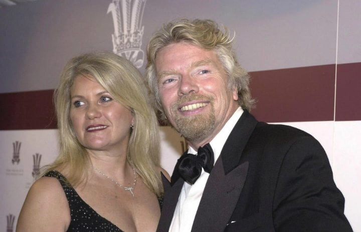 billionaire wives club - joan templeman richard branson