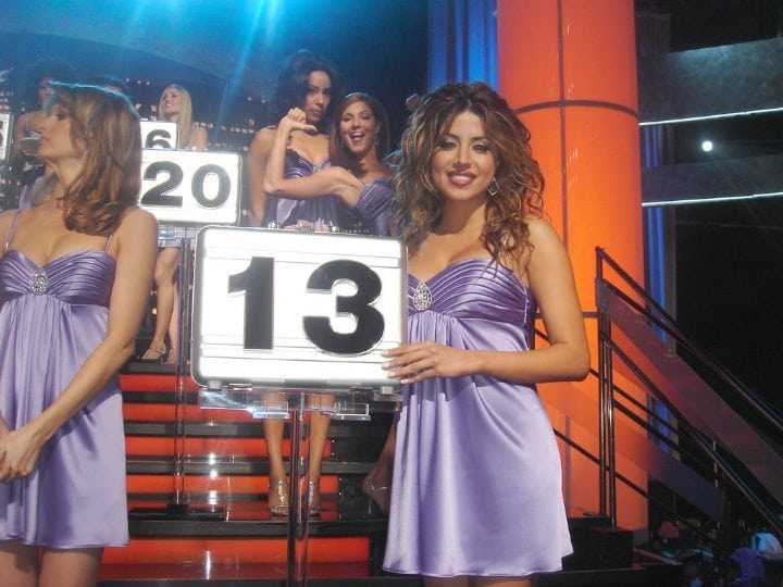 game shows Leyla Milani