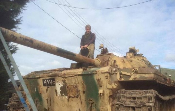 This Man Bought A Tank Online And Found Real Life Hidden Treasure In It