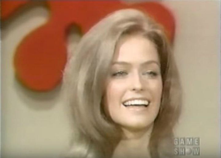 game shows Farrah Fawcett