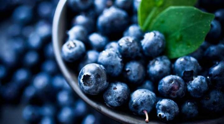 everyday super foods blueberries