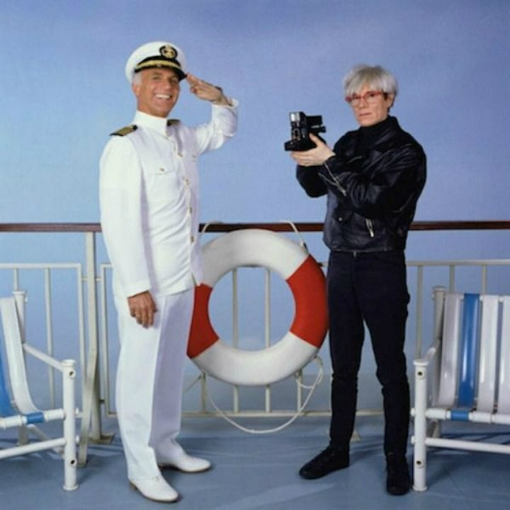 The Love Boat - Andy Warhol