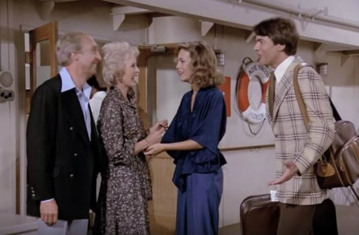 The Love Boat guest stars