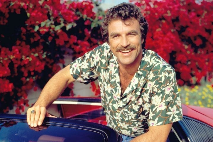 Meet the all new rebooted magnum p i direct expose - Tom selleck shows ...